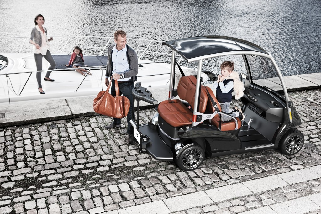 Garia VIA 2+2 StreetLegal LSV