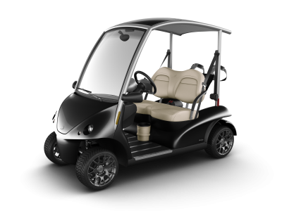 Via 2+2 - Garia Luxury Golf Car Ezgo Golf Cart Videos Luxury Carts Parked on